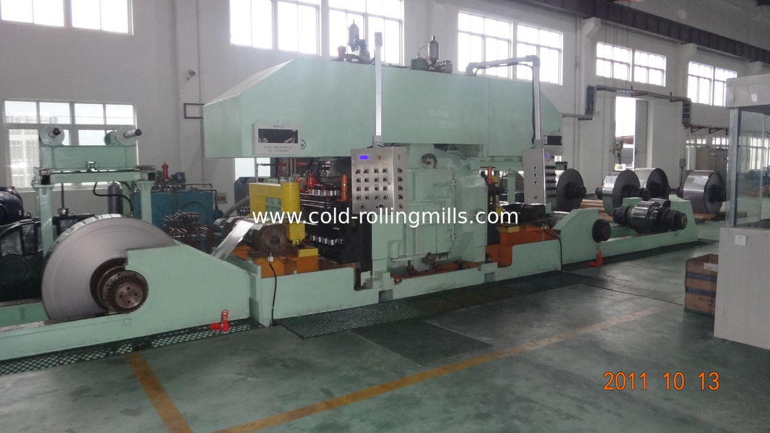 Rigid 20 High Cold Rolling Mill Machinery , High Precision